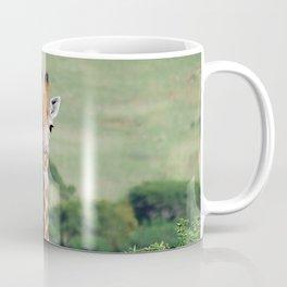 Giraffe Standing tall Coffee Mug