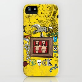 Rock and Fun iPhone Case