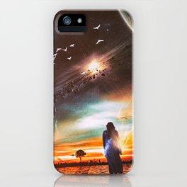 INFINITE WORLD #5 iPhone Case