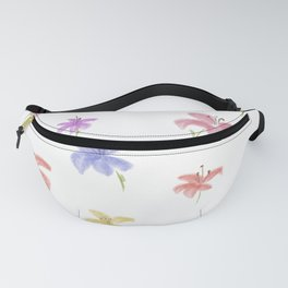 Tiny cute flowers Fanny Pack