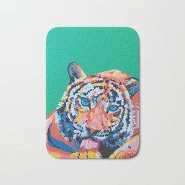 Wild Tiger Bath Mat