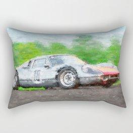 904 GTS Rectangular Pillow