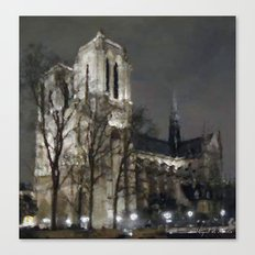 Beautiful at night or day Canvas Print