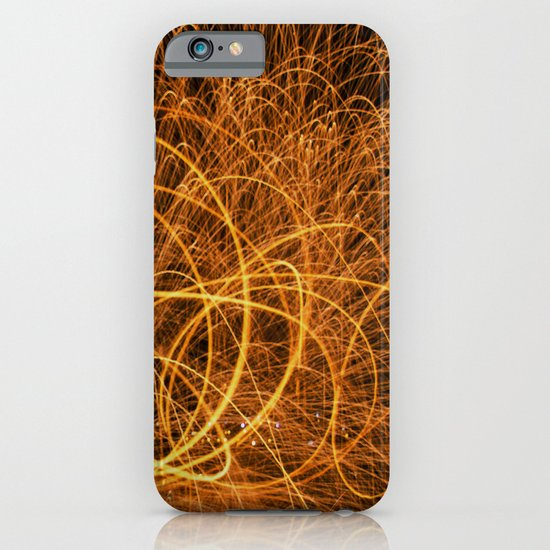 Home made fireworks iPhone & iPod Case