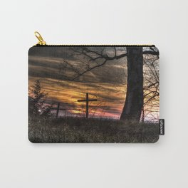 May your faith sustain you Carry-All Pouch