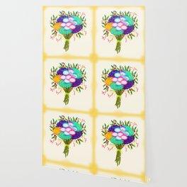 BOUQUET FLOWERS Wallpaper