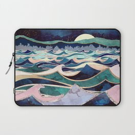 Moonlit Ocean Laptop Sleeve