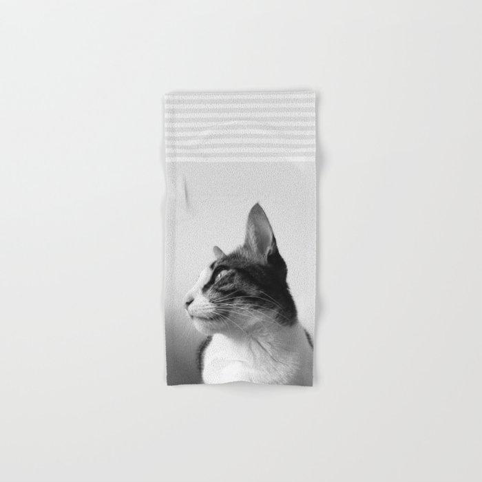 Thats my Cat !! 05 Hand & Bath Towel