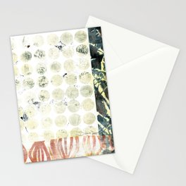 Pods and Dots Stationery Cards