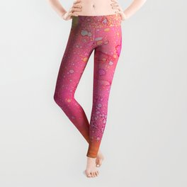 The Warmth of the Sun Leggings