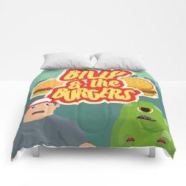 Billy & Alien Comforters