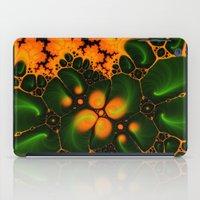 fractal iPad Cases featuring Fractal  by Karl-Heinz Lüpke