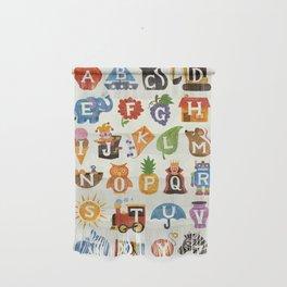 Alphabet Wall Hanging