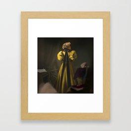 Edith Framed Art Print