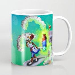 Lovecraft Cuties Set 01 : Nykki The Crawling Chaos Coffee Mug