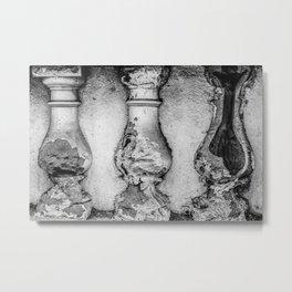 Balustrade Metal Print