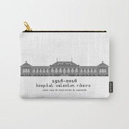 HexArchi - Portugal, Esposende, Hospital Valentim Ribeiro Carry-All Pouch