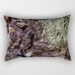 Ashland Oregon Moss RMD Designs Rectangular Pillow