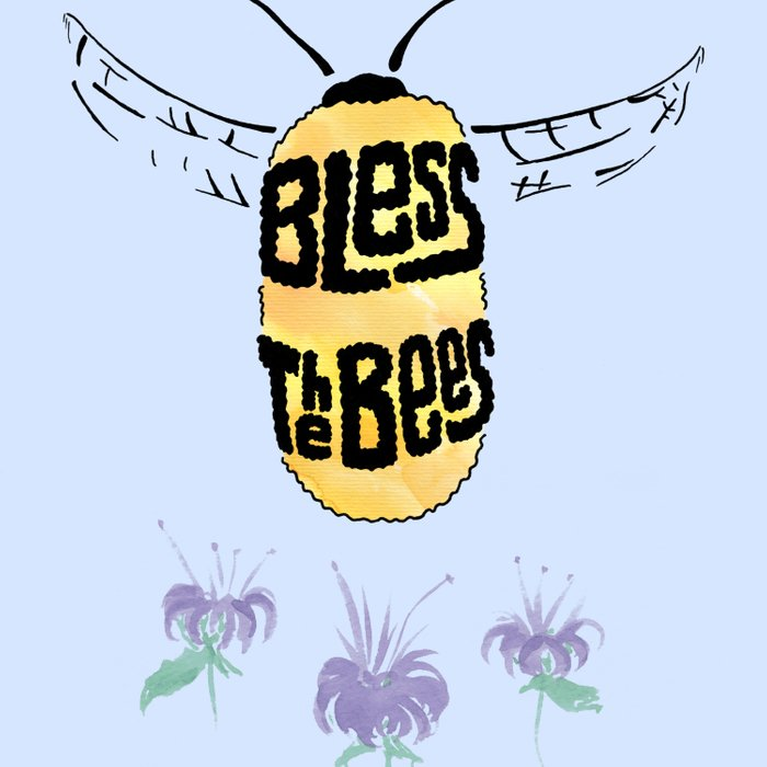 Bless the Bees Comforters