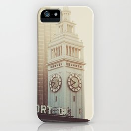 SF Beauty iPhone Case