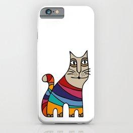 Magic Cat iPhone Case
