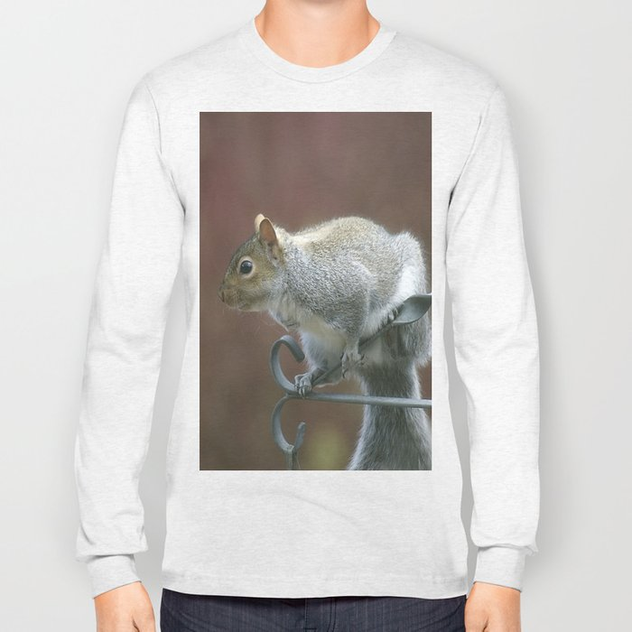 Sometimes some people can get above their station Long Sleeve T-shirt