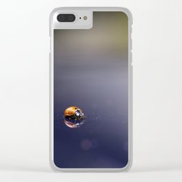 Reflections of you Clear iPhone Case