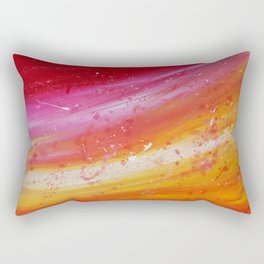 Frequencies of Passion Rectangular Pillow