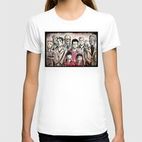 tenenbaums T-shirts featuring The Royal Tenenbaums by Joe Badon