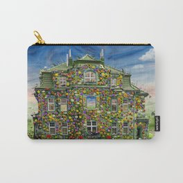 The Flowerhouse Carry-All Pouch