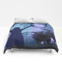 ACTIVATING MAGIC Comforters