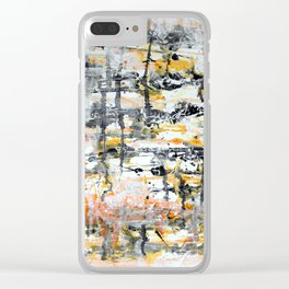 Nr. 628 Clear iPhone Case