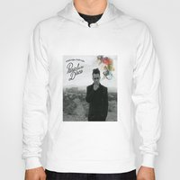 panic at the disco Hoodies featuring Panic! At The Disco Album Cover by marinasdiamonds