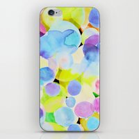 polka dot iPhone & iPod Skins featuring Polka Dot by Amy Sia