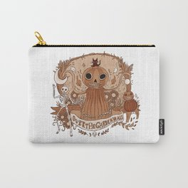 Halloweeny gardens Carry-All Pouch