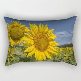 SUNFLOWERS 1 Rectangular Pillow