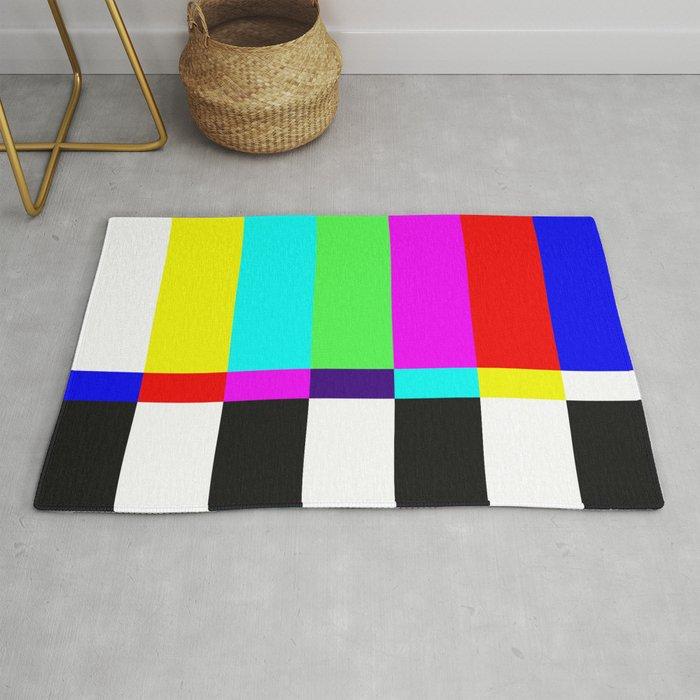 color tv Rug