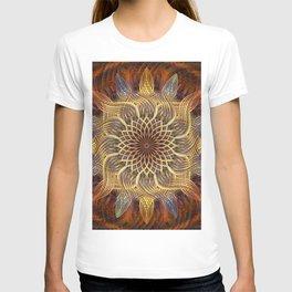 Golden Rhythm Slipstream T-shirt