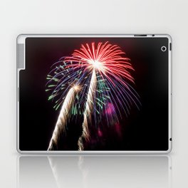 Palm Trees or Fireworks Laptop & iPad Skin