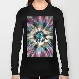 Starburst Tie Dye Long Sleeve T-shirt
