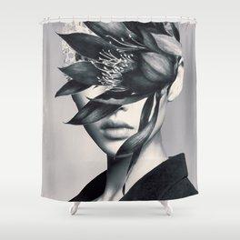 Inner beauty  22 Shower Curtain
