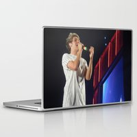 niall Laptop & iPad Skins featuring Niall Horan by Halle