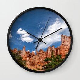 Bryce Canyon National Park Hoodoos Wall Clock