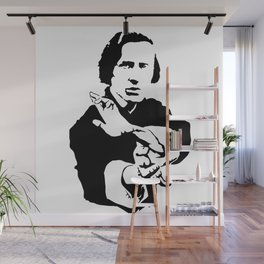 Chopin Fighter Wall Mural