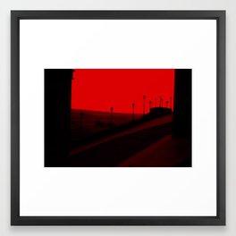 """""""CALIGO·IN·MANE"""" Framed Art Print"""