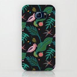 Jungle Parrot iPhone Case