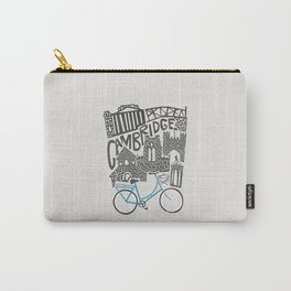 Cambridge Cityscape Carry-All Pouch