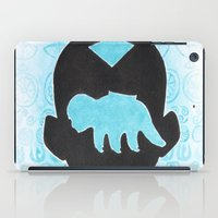 airbender iPad Cases featuring The Last Airbender by Carmen McCormick