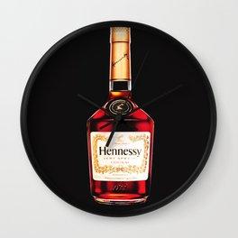Hennessy 1 Wall Clock