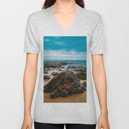 Crystal Cove Unisex V-Neck